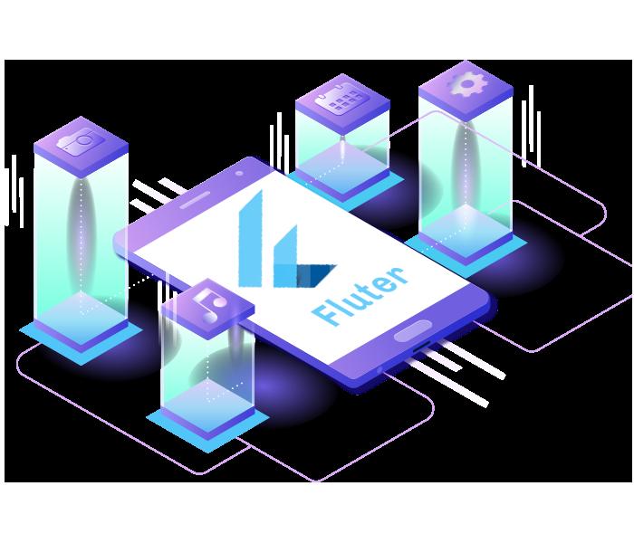 Flutter Application Development in India